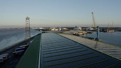 Fimer teams up with Custom Solar UK to install UK's largest commercial rooftop solar array