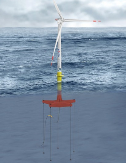 Floating wind turbines on Lake Michigan not that far off says Glosten executive