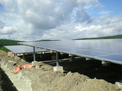 Trina Solar modules now operational in largest PV operation in the Philippines