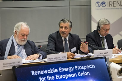 IRENA report finds EU can double renewables by 2030