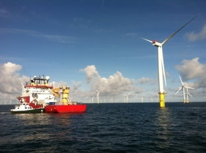 Rix Sea Shuttle awarded a contract at Gwynt y Mor offshore wind farm
