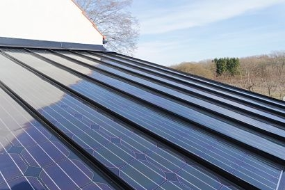 Midsummer launches increased power solar roof