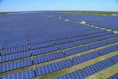 Solar power has the potential to turn gas and power markets on their heads