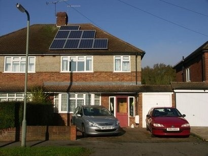 Sixty percent of Brits would consider installing solar panels in the next five years
