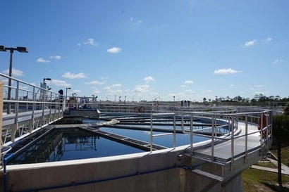 Singapore water treatment plant to generate energy from water sludge and food waste