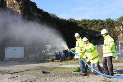 Energy Secretary welcomes first UK geothermal energy in 30 years