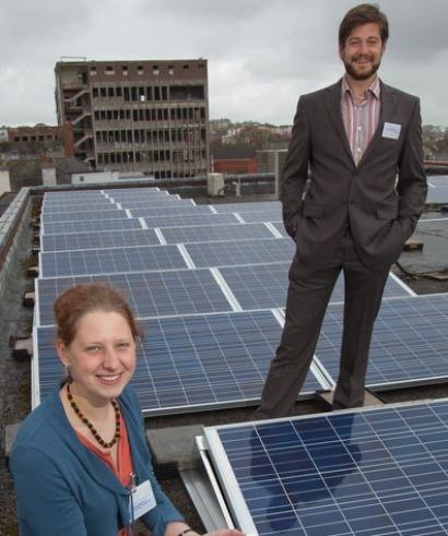 Bristol Energy Cooperative hosts community engagement event