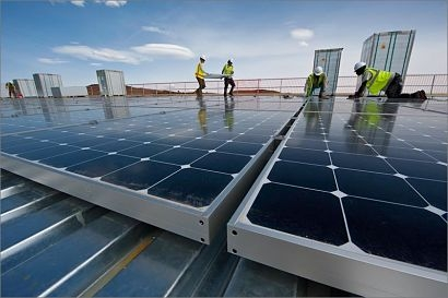 US solar companies tell Congress to protect America's solar industry workers