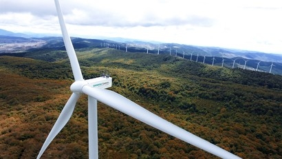 Siemens Gamesa awarded financing certificate for its SG 3.4-132 onshore wind turbine in Brazil
