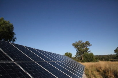 Large-scale solar enjoys record year in Australia