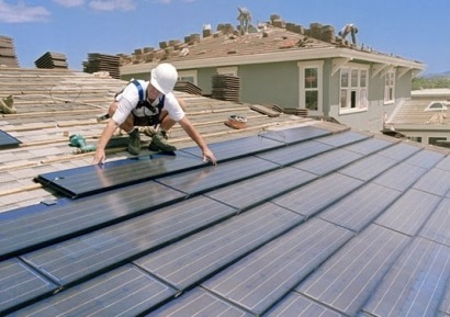 """Solar photovoltaics on """"brink of economic breakthrough"""" with tripling of global capacity by 2015"""