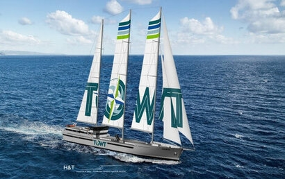 TOWT to launch the construction of four industrial sailing cargo ships