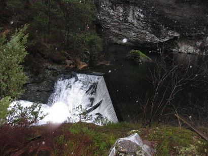 ASML-funded small hydro project now operating in Norway