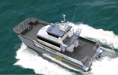 Seacat Services to provide O&M support at UK offshore wind farm