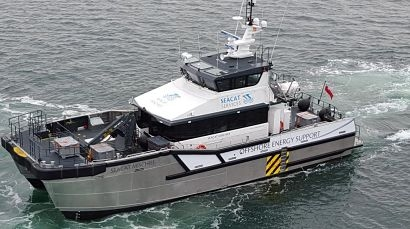 Seacat Services secures further charter agreement at Beatrice offshore wind farm