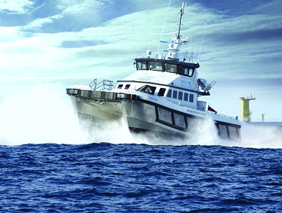 Siemens Gamesa extends O&M contracts with Seacat Services at Galloper Offshore Wind Farm