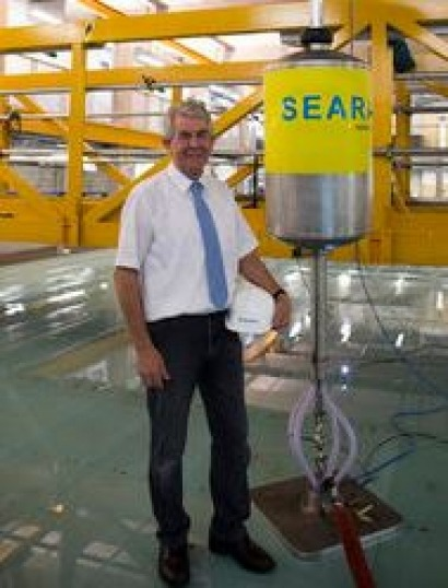 Ecotricity ventures into wave power generation after successful test