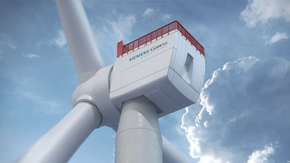New Siemens Gamesa SG 14-222 DD offshore wind turbines planned for 300 MW Hai Long 2 offshore wind project