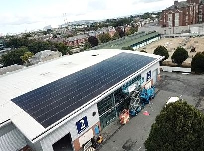 Solarwatt chosen for prestigious solar PV projects in Ireland