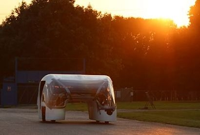 IMI provides technical expertise for innovative solar powered car project