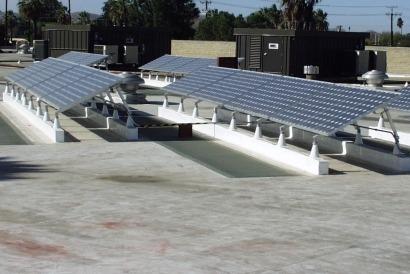Solar Cooling System Design Solar Cooling System For