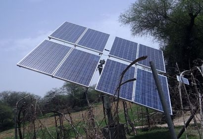 Solar capacity jumps by more than half in developing nations
