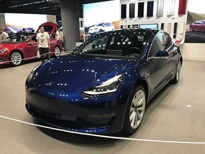 Tesla Model 3 Becomes Europe S Best Ing Pure Electric Vehicle