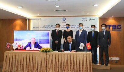 Enterprize Energy launches first Vietnamese floating LiDAR technology at Thang Long
