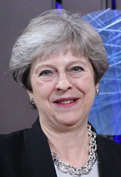 Outgoing British Prime Minister announcestarget for Net Zero emissions by 2050