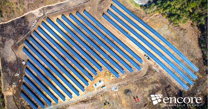 Vermont Public Power Supply Authority and Encore Renewable Energy complete solar project