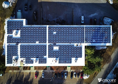 Encore Renewable Energy announces completion of medical centre solar rooftop