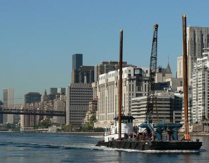 El proyecto RITE, energía hidroeléctrica en el East River para iluminar Nueva York