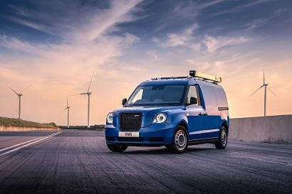 LEVC announces full details of its electric van