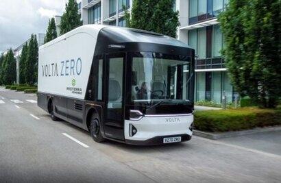 Volta Trucks investigates manufacturing the Volta Zero in Spain