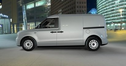 LEVC announces electric van trials to begin next year