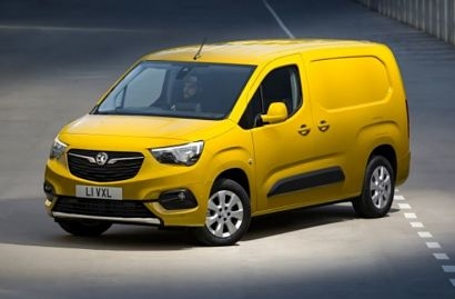 Vauxhall reveals new electric version of popular Combo van