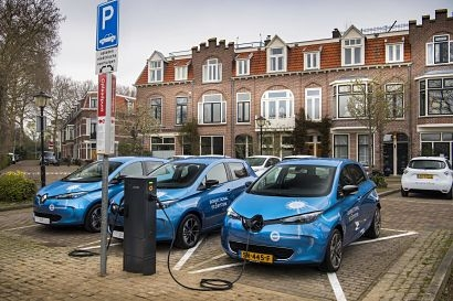Groupe Renault begins large-scale vehicle-to-grid charging pilot