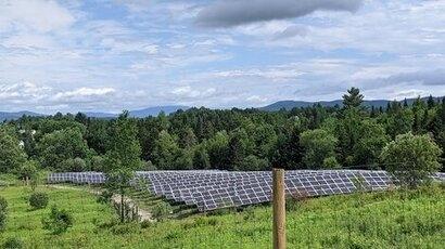 Encore Renewable Energy partners with VVPPSA on a community solar array