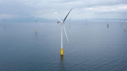 DONG Energy to build world's largest offshore wind farm off UK coast