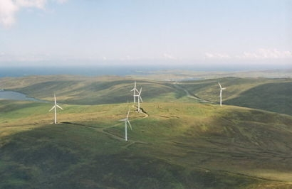 Excluding wind turbines from Britain's top beauty spots would result in 18% less onshore wind potential, study finds