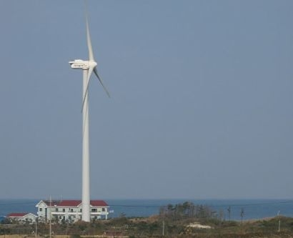 Onyx Insight to replace generator main bearing for South Korean wind farm
