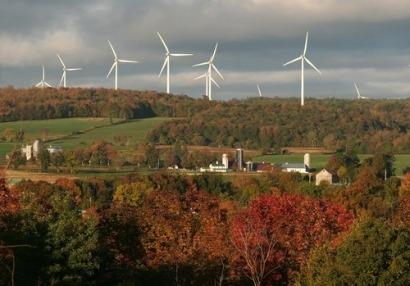 Scotland easily achieves renewable energy target