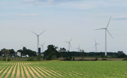 Global wind capacity close to 300GW
