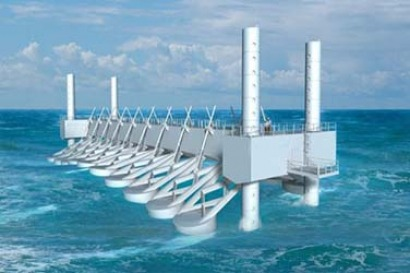 CM Heavy Industries wins wave energy mooring contract