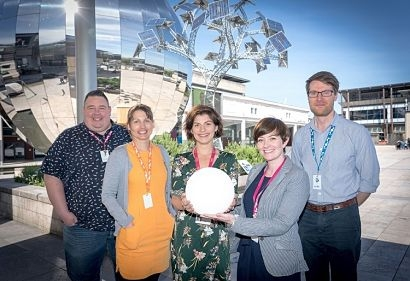 Bristol Energy helping businesses to cut carbon with green energy