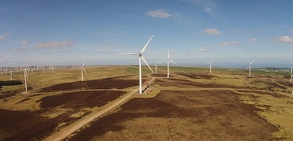 Nestlé to source renewable power from new Scottish wind farm