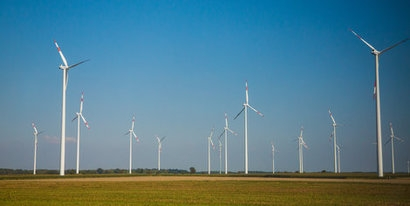 Collapse in wind energy growth jeopardises German and EU renewables targets
