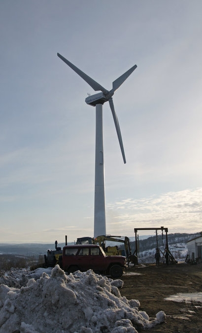 Siemens Gamesa signs second order with Enel for Russian wind farm