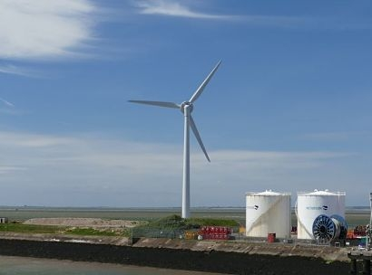 Onsite wind offers profitable carbon emission reduction says EWT Direct Wind
