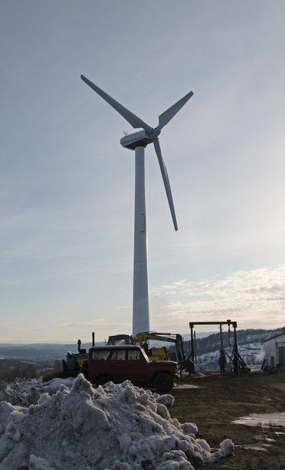 Vestas moves into Russian wind energy market